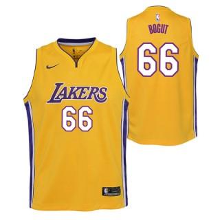 Andrew Bogut - Adolescentes Los Angeles Lakers Nike Association Swingman Camiseta de la NBA Outlet Alcorcon