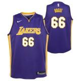 Andrew Bogut - Adolescentes Los Angeles Lakers Nike Statement Swingman Camiseta de la NBA Rebajas