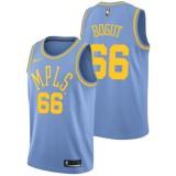 Andrew Bogut - Hombre Los Angeles Lakers Nike Classic Edition Swingman Camiseta Precio