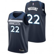 Moda Andrew Wiggins - Hombre Minnesota Timberwolves Nike Icon Swingman Camiseta de la NBA