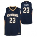 Anthony Davis #23 - Adolescentes New Orleans Pelicans Nike Icon Swingman Camiseta de la NBA Ventas Baratas Galicia