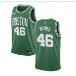 Aron Baynes #46 Boston Celtics Verde Swingman Camiseta Barcelona