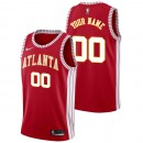 Atlanta Hawks Nike Classic Edition Swingman Camiseta - Personalizada - Hombre España Precio