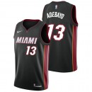 Bam Adebayo - Hombre Miami Heat Nike Icon Swingman Camiseta de la NBA Outlet Alcorcon