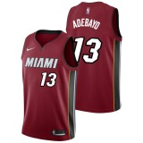 Bam Adebayo - Hombre Miami Heat Nike Statement Swingman Camiseta de la NBA Sitio Oficial España