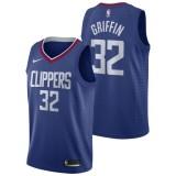 Blake Griffin #32 - Hombre Los Angeles Clippers Nike Icon Swingman Camiseta de la NBA Espana
