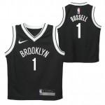 Tienda Brooklyn Nets Nike Icon Replica Camiseta de la NBA - D Angelo Russell - Niño