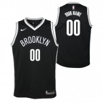 Brooklyn Nets Nike Icon Swingman Camiseta de la NBA - Personalizada - Adolescentes Baratas