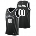 Brooklyn Nets Nike Icon Swingman Camiseta de la NBA - Personalizada - Hombre Descuento