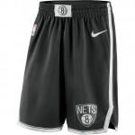 Brooklyn Nets Nike Icon Swingman Pantalones cortos - Adolescentes Outlet Barcelona