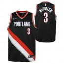 CJ McCollum - Adolescentes Portland Trail Blazers Nike Icon Swingman Camiseta de la NBA Venta Al Por Mayor