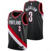 Moda CJ McCollum - Hombre Portland Trail Blazers Nike Icon Swingman Camiseta de la NBA