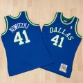 Camiseta de la 2ª equipación Dallas Mavericks Dirk Nowtizki 1998-99 Authentic de Mitchell & Ness en línea