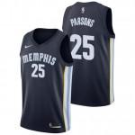 España Chandler Parsons - Hombre Memphis Grizzlies Nike Icon Swingman Camiseta de la NBA