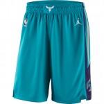 Charlotte Hornets Jordan Icon Swingman Pantalones cortos - Adolescentes Barato
