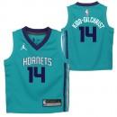 Charlotte Hornets Nike Icon Replica Camiseta de la NBA - Michael Kidd-Gilchrist - Niño Baratas Originales