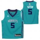 Charlotte Hornets Nike Icon Replica Camiseta de la NBA - Nicolas Batum - Niño Madrid Precio de Descuento