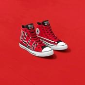 Chicago Bulls Converse High-Tops - Hombre Oficiales