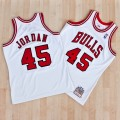 Chicago Bulls Michael Jordan 1994-95 Home Authentic Camiseta By Mitchell & Ness - Hombre España