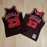 Baratas Chicago Bulls Michael Jordan 1995-96 Alternate Authentic Camiseta By Mitchell & Ness