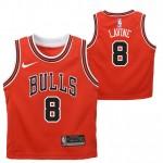 Comprar Chicago Bulls Nike Icon Replica Camiseta de la NBA - Zach Lavine - Niño Online