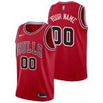Chicago Bulls Nike Icon Swingman Camiseta de la NBA - Personalizada - Hombre Precio Promocional
