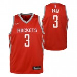 Chris Paul #3 - Adolescentes Houston Rockets Nike Icon Swingman Camiseta de la NBA Outlet Leganes
