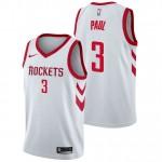 Baratas Chris Paul #3 - Hombre Houston Rockets Nike Association Swingman Camiseta de la NBA