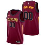 Cleveland Cavaliers Nike Icon Swingman Camiseta de la NBA - Personalizada - Hombre Venta a Precios Más Bajos
