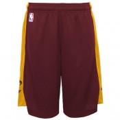 Comprar Cleveland Cavaliers Nike Practise Pantalones cortos - Team Rojo/University Gold - Adolescentes