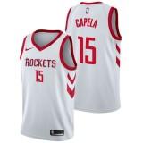 Clint Capela - Hombre Houston Rockets Nike Association Swingman Camiseta de la NBA Madrid Precio