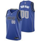 Dallas Mavericks Nike Icon Swingman Camiseta de la NBA - Personalizada - Hombre Precio De Descuento