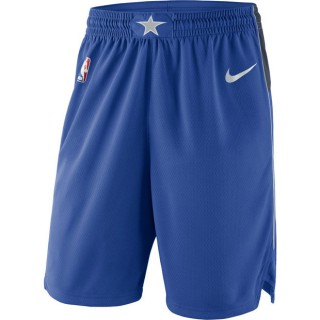 Dallas Mavericks Nike Icon Swingman Pantalones cortos - Adolescentes Oficiales