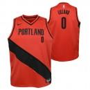 Damian Lillard - Adolescentes Portland Trail Blazers Nike Statement Swingman Camiseta de la NBA Tienda