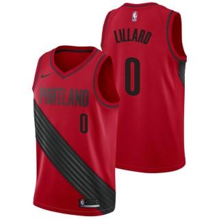 Damian Lillard - Hombre Portland Trail Blazers Nike Statement Swingman Camiseta de la NBA Ventas Baratas