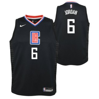 España DeAndre Jordan #6 - Adolescentes Los Angeles Clippers Nike Statement Swingman Camiseta de la NBA