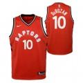 DeMar Derozan - Adolescentes Toronto Raptors Nike Icon Swingman Camiseta de la NBA Baratas España