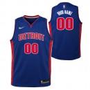 Detroit Pistons Nike Icon Swingman Camiseta de la NBA - Personalizada - Adolescentes Venta a Bajo Precio