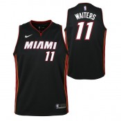 Dion Waiters - Adolescentes Miami Heat Nike Icon Swingman Camiseta de la NBA Outlet Leganes