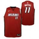 Baratas Dion Waiters - Adolescentes Miami Heat Nike Statement Swingman Camiseta de la NBA