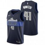 Dirk Nowitzki #41 - Hombre Dallas Mavericks Nike Statement Swingman Camiseta de la NBA En Venta
