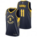 Domantas Sabonis - Hombre Indiana Pacers Nike Icon Swingman Camiseta de la NBA Promoción