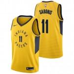 Domantas Sabonis - Hombre Indiana Pacers Nike Statement Swingman Camiseta de la NBA Código De Descuento