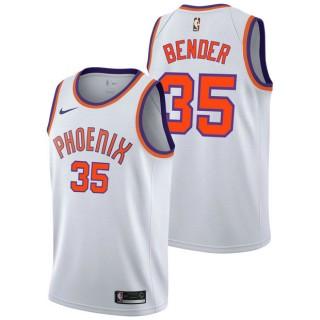 Dragan Bender - Hombre Phoenix Suns Nike Classic Edition Swingman Camiseta Promoción