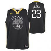 Draymond Green #23 - Adolescentes Golden State Warriors Nike Statement Swingman Camiseta de la NBA Shop España