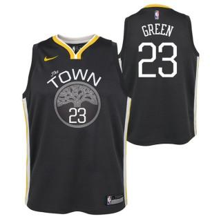 Draymond Green #23 - Adolescentes Golden State Warriors Nike Statement Swingman Camiseta de la NBA Shop España