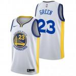 Draymond Green #23 - Hombre Golden State Warriors Nike Association Swingman Camiseta de la NBA Promoción