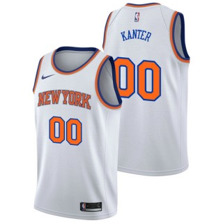 Enes Kanter - Hombre New York Knicks Nike Association Swingman Camiseta de la NBA Ventas Baratas Murcia