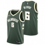 Eric Bledsoe - Hombre Milwaukee Bucks Nike Icon Swingman Camiseta Baratas Originales