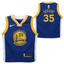 Golden State Warriors Nike Icon Replica Camiseta de la NBA - Kevin Durant #35 - Niño Descuento